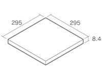 舗装用タイル「サッカラ」3030