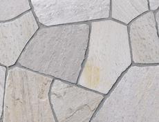 クレイギーストーン(石英岩)セルバホワイト
