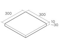 3030 フェアリーグリーン・フェアリーックスイエロー・フェアリーシャイン形状図
