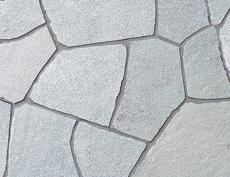 舗装用天然石材「フェアリーストーン クレイギー」スマートホワイト