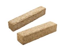 舗装用天然石材「トラッドストーン」縁石三面境界歩車道