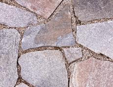 舗装用天然石材「ナゴミストーン」クレイギー