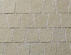 舗装用コンクリートブロック「ヌアール」サハラ