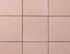 舗装用コンクリートブロック「遮熱透水性インター」ベージュ