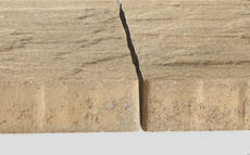 舗装用コンクリートブロック「バレリア」目地