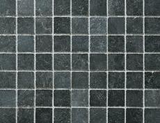 外装用天然石材パネル「トレリスストーン・スタック」ブラック