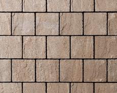 舗装用コンクリートブロック「アルテア Nタイプ」ベージュ
