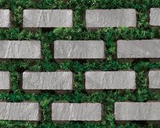 舗装用コンクリートブロック「アルテアGタイプ」グレー