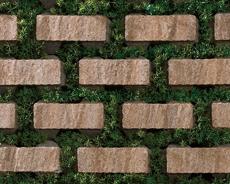 舗装用コンクリートブロック「アルテアGタイプ」ベージュ