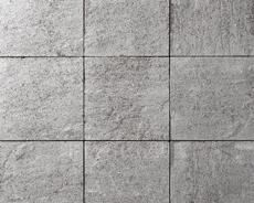 舗装用コンクリートブロック「アルテアWタイプ」グレー
