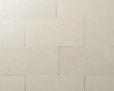 組積用コンクリートブロック「MAXAZ セラフィス ストーンタイプ」アイボリー