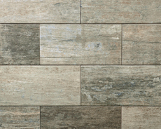 組積用コンクリートブロック「MAXAZ セラフィス ウッディタイプ」モス