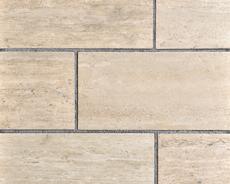 舗装用天然石材「ガラパゴスストーン」スクエア/ホワイト