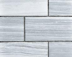 舗装用天然石材「フェアリーストーン」ラフスクエア/ラシーヌグレー