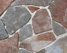 舗装用天然石材「スプラッシュストーン」クレイギー